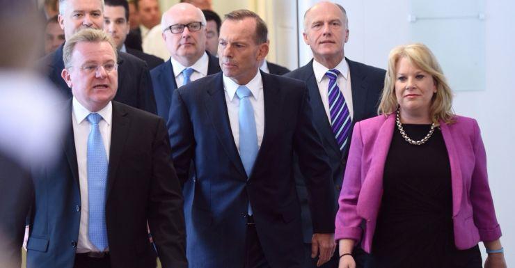 Tony Abbott leadership spill