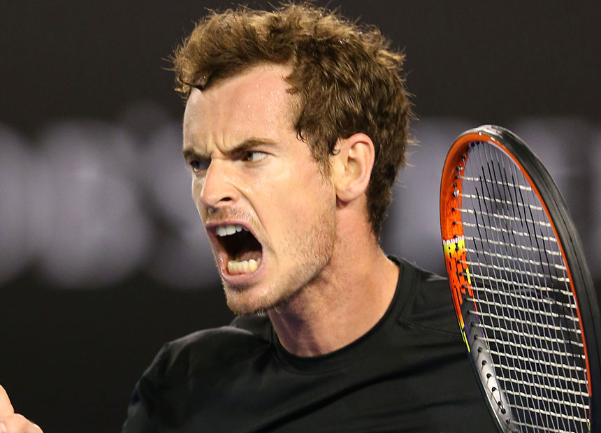 Andy Murray'