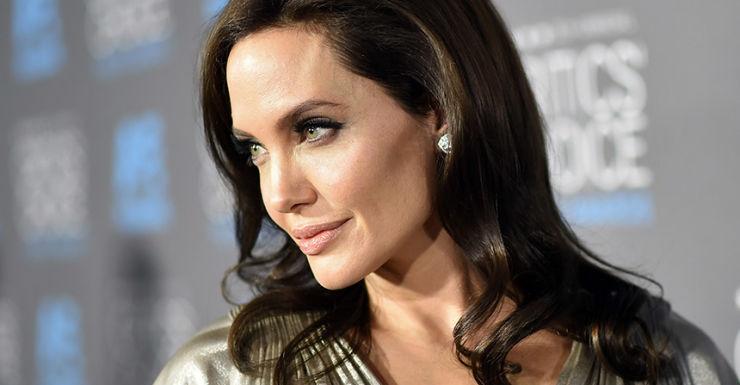 Angelina Jolie Sony Hack