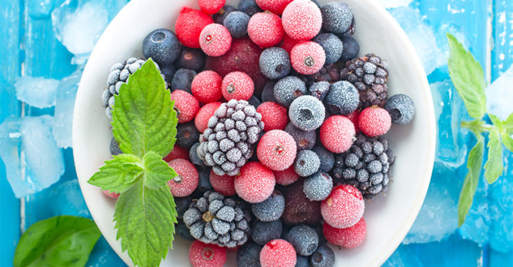 hepatitis A berries