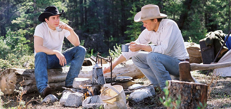 Ang Lee was a worthy Oscar winner for Brokeback Mountain, starring Heath Ledger and Jake Gylenhaal