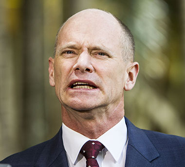 Queensland voters lost Campbell Newman in an outbreak of absent mindedness. Phjoto: Getty