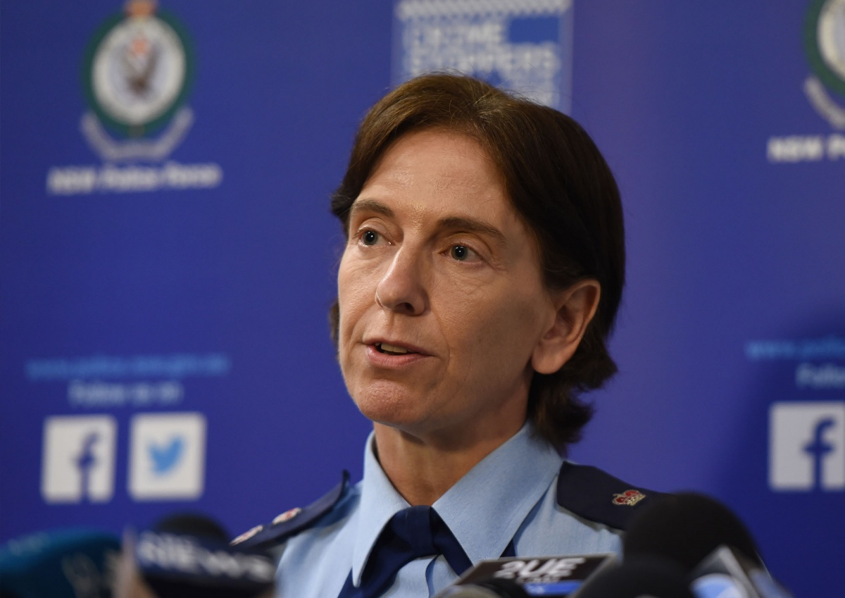 NSW Police Deputy Commissioner Catherine Burn