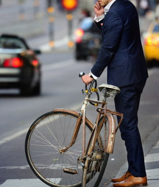 Swapping the car for the bike will have immediate health benefits. Photo: Shutterstock