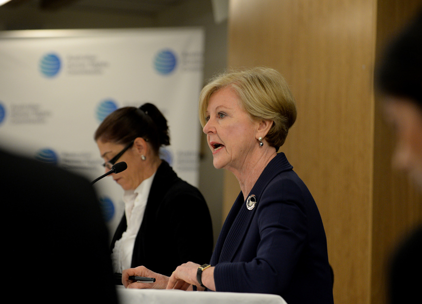 Gillian Triggs Australian Human Rights Commission