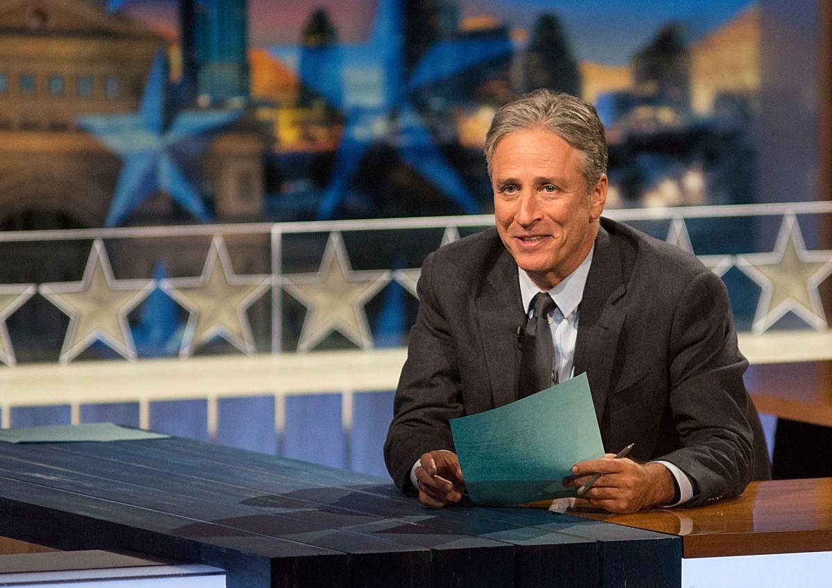 Getty Jon Stewart The Daily Show