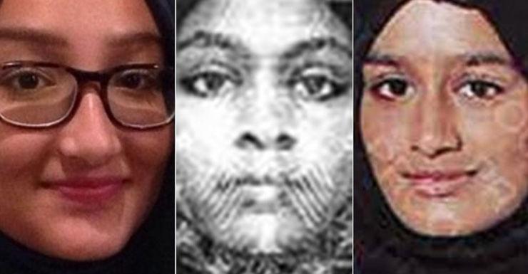 London school girls ISIL