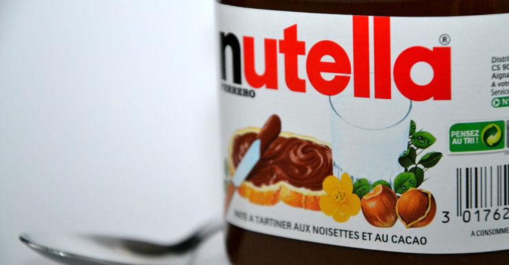Nutella shortage