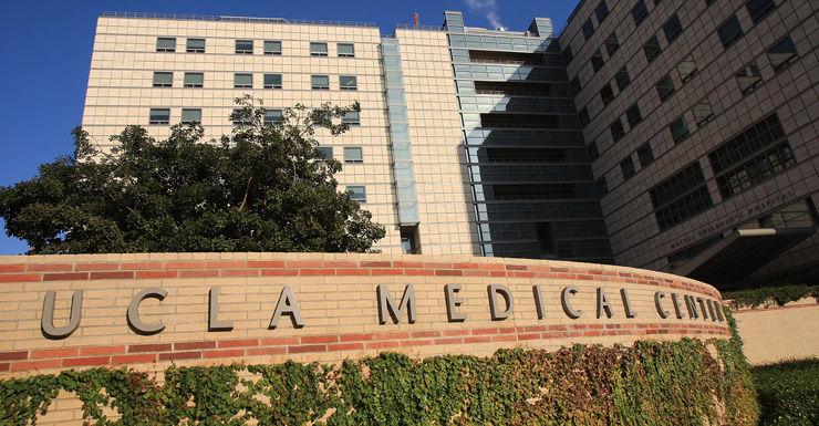 Ronald Reagan Medical Centre Getty
