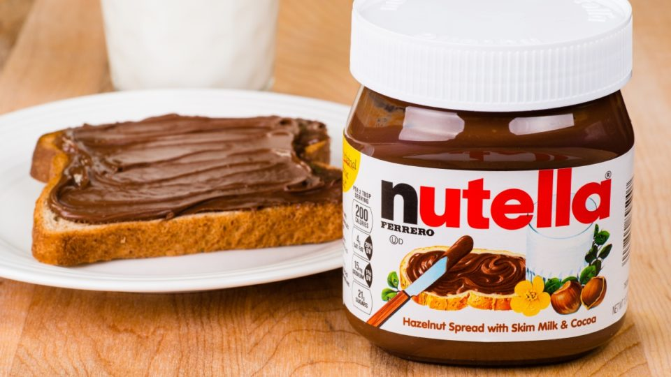 Nutella's controversial recipe change sparks outrage | NEWDAILY