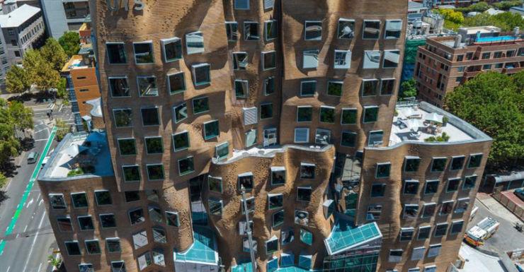 Paper bag building