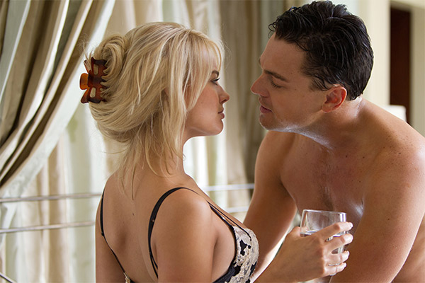 The Wolf of Wall Street is one of the new release films on Stan.