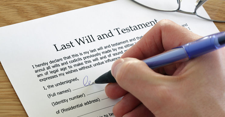 Image result for How to Deal with a Last Will and Testament That Seems Unfair