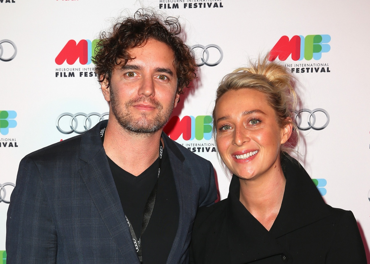 Asher Keddie and Vincent Fantauzzo have reportedly welcomed a child.