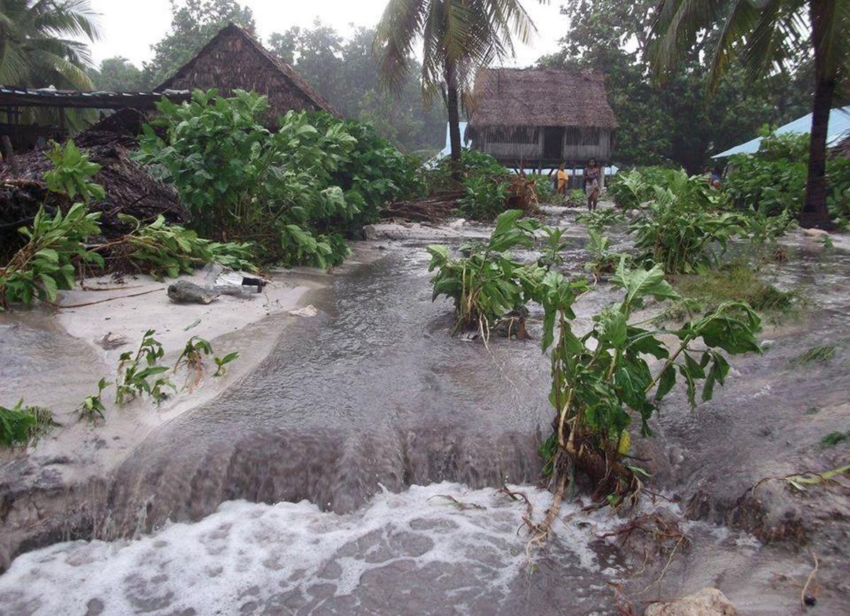 Melissa Price insult to Kiribati