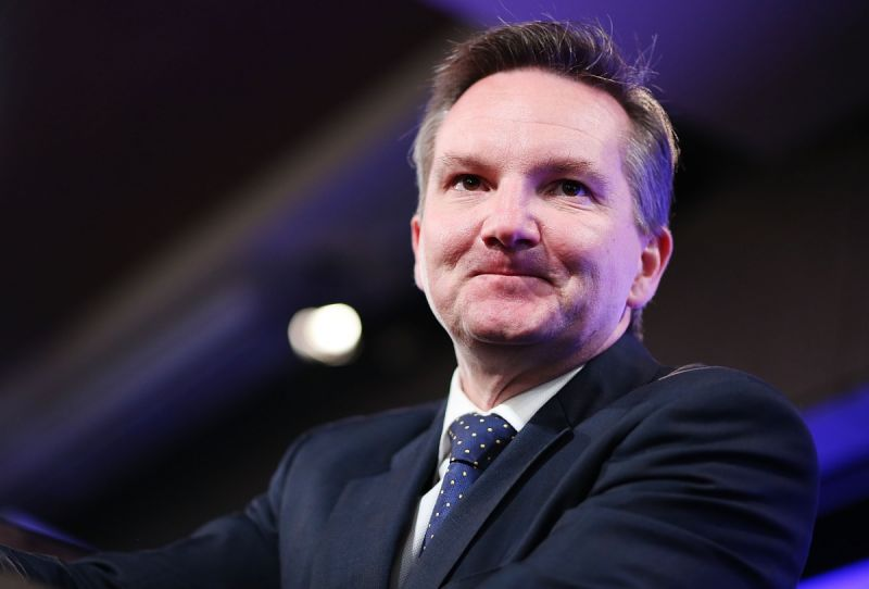 shadow treasurer chris bowen and the budget
