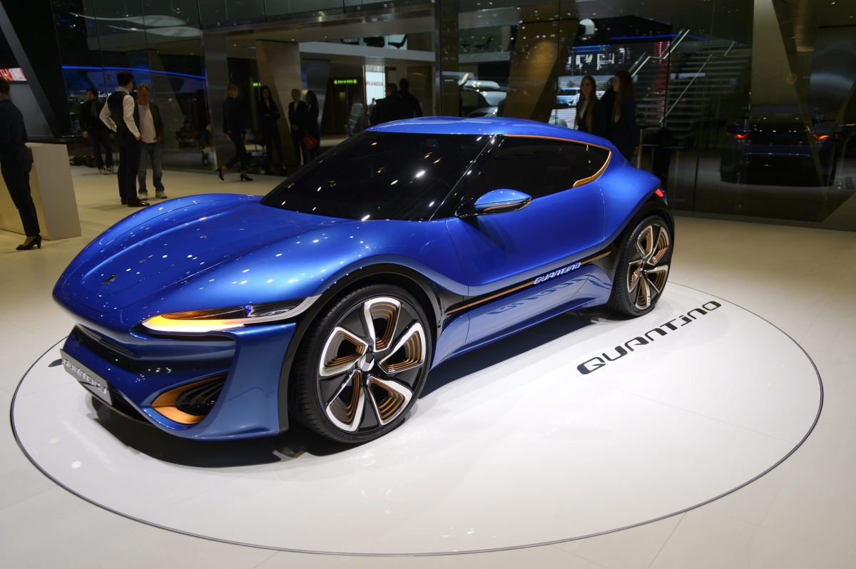 The Craziest Cars From The Geneva Motor Show