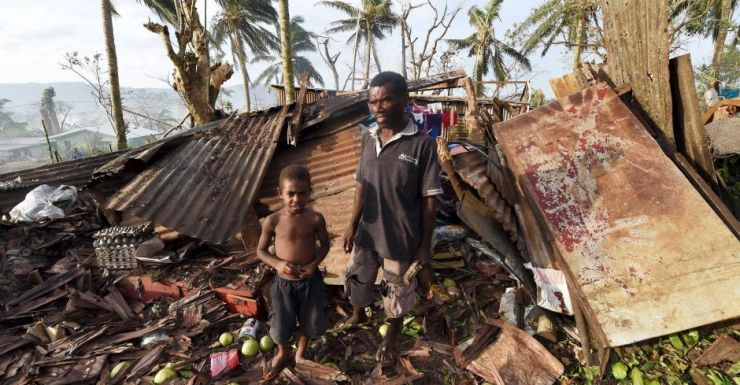 Triopical Cyclone Pam Australia will deploy more relief to the Pacific