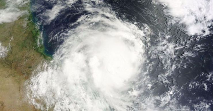 tropical cyclone nathan