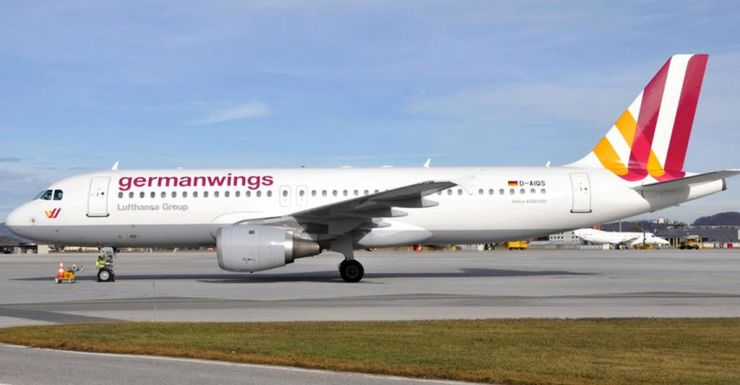 A Germanwings Airbus A320 has crashed in southern France.
