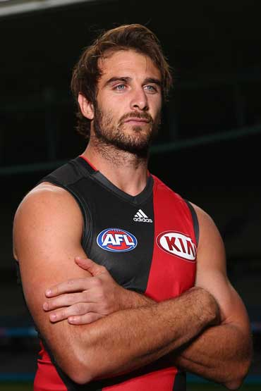 Essendon players will know their fate on Tuesday. Photo: Getty