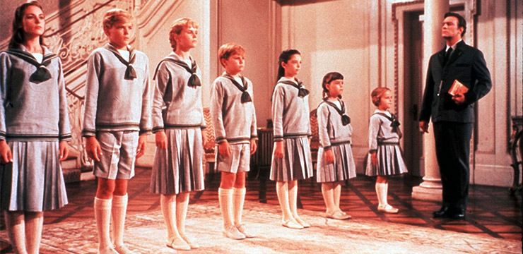 a historical review of the sound of music Buy the sound of music (touring) tickets from the official ticketmastercom site  find the sound of music (touring) schedule, reviews and photos.