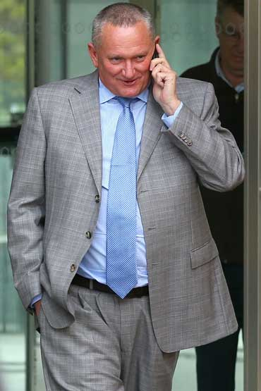 Former Essendon employee Stephen Dank. Photo: Getty
