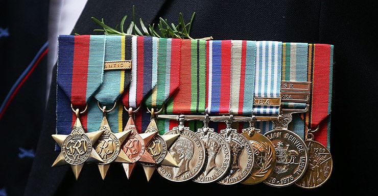 Anzac medals