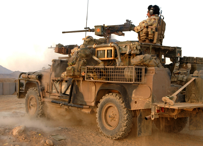 Australian soldiers Middle East