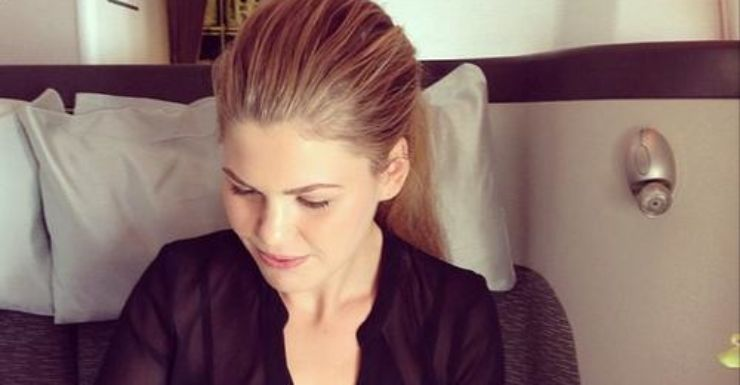 Belle Gibson has one last chance to front court.