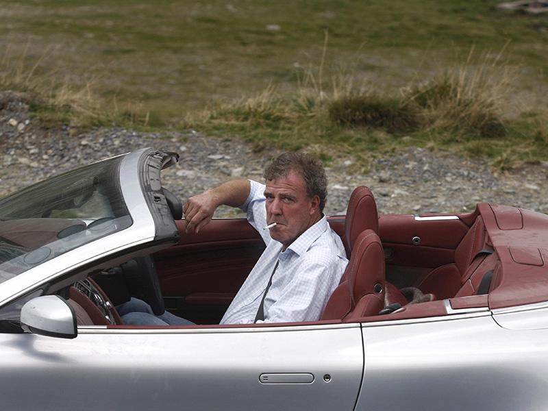 Jeremy Clarkson Top Gear Getty