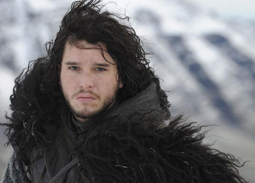 Game of Thrones Kit Harrington Jon Snow