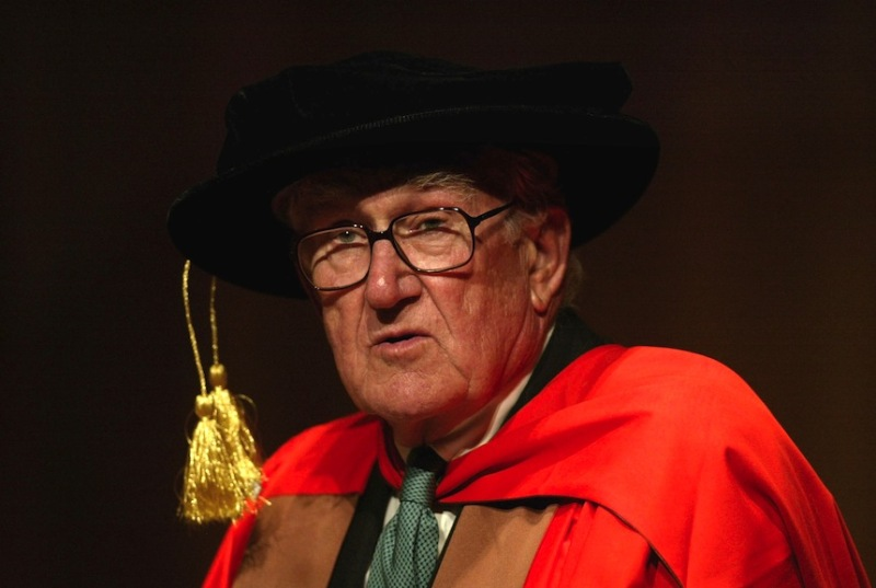Malcolm Fraser receives  Doctorate of Law