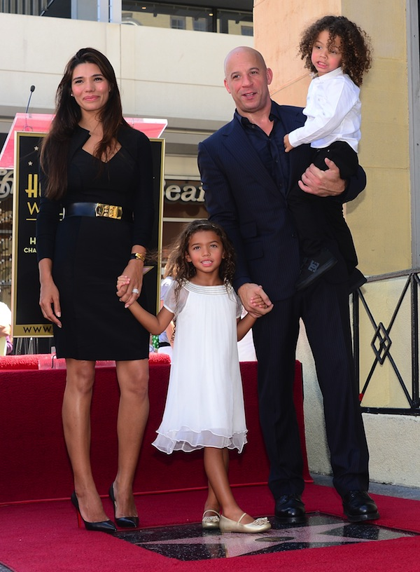Vin Diesel names daughter after late co-star | The New DailyVin Diesel Mother Photos