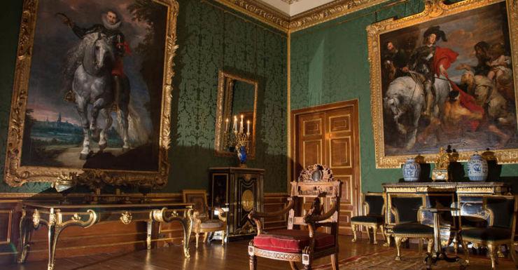 Windsor Castle Queen