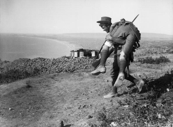 Getty Gallipoli ANZAC