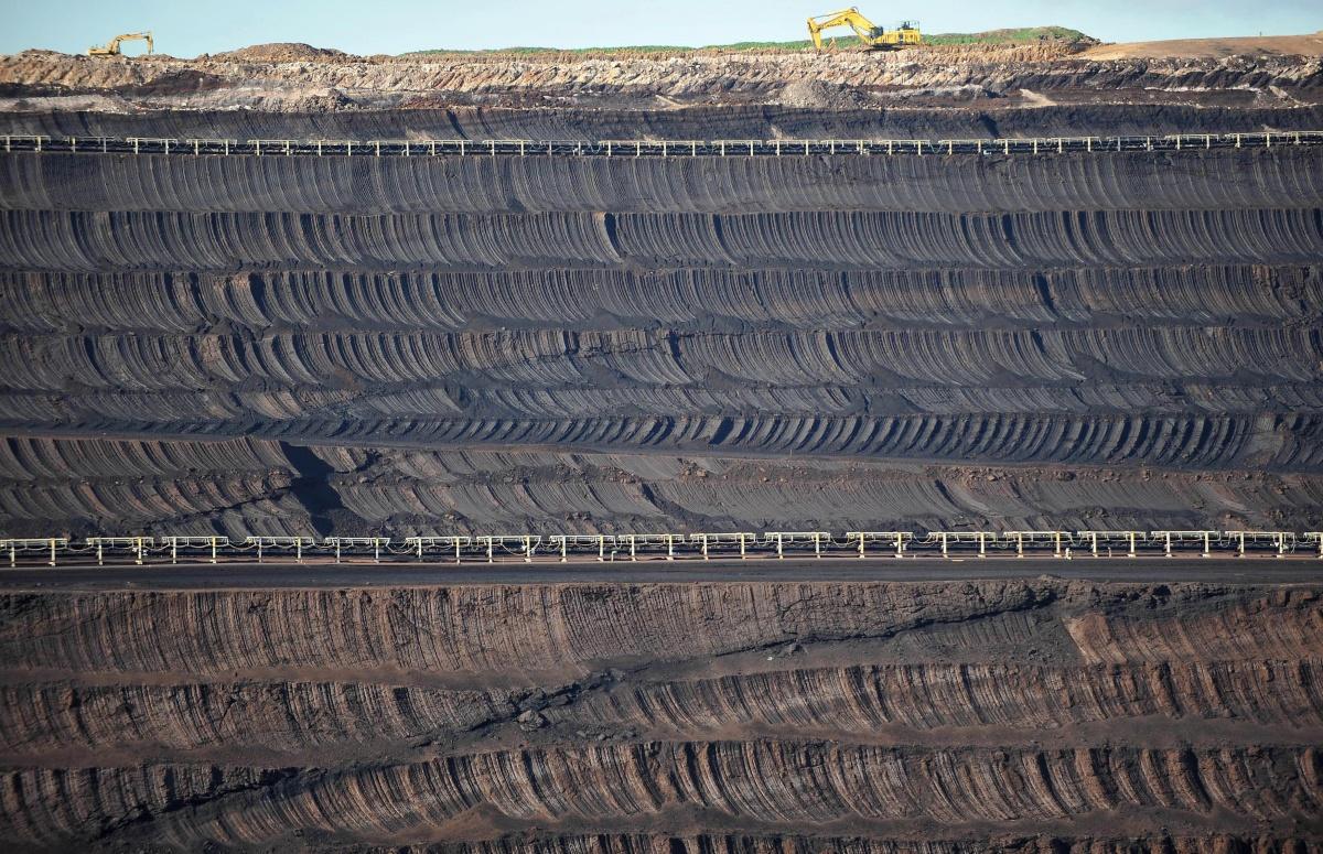 Latrobe Valley mine AAP