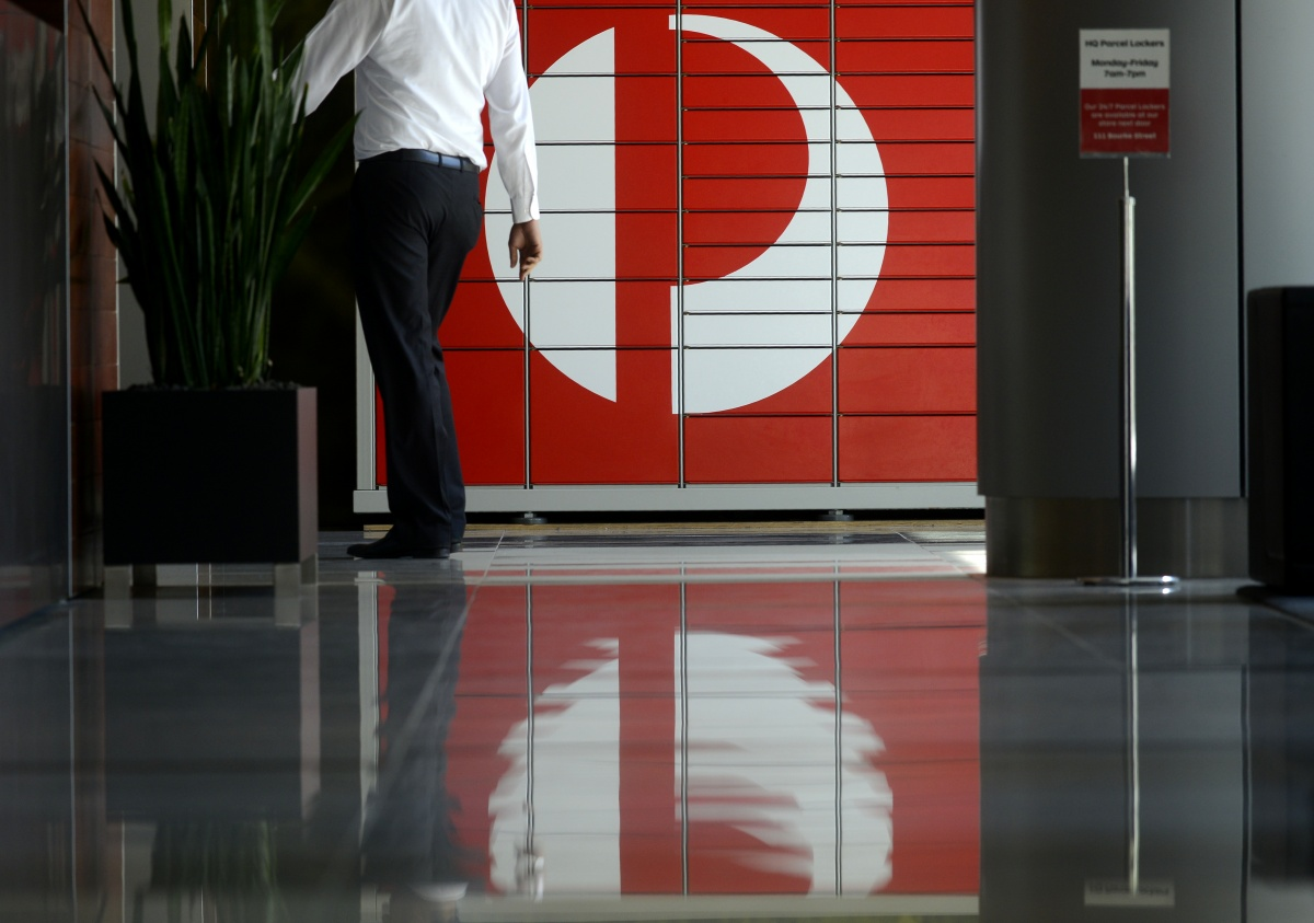 The extended outage had been caused by a security upgrade, australia post