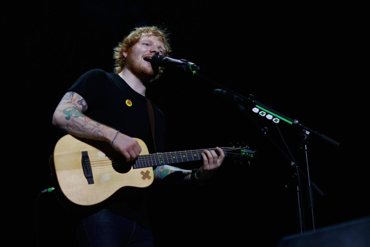 The Australian plaintiffs accuse Ed Sheeran of copying their song