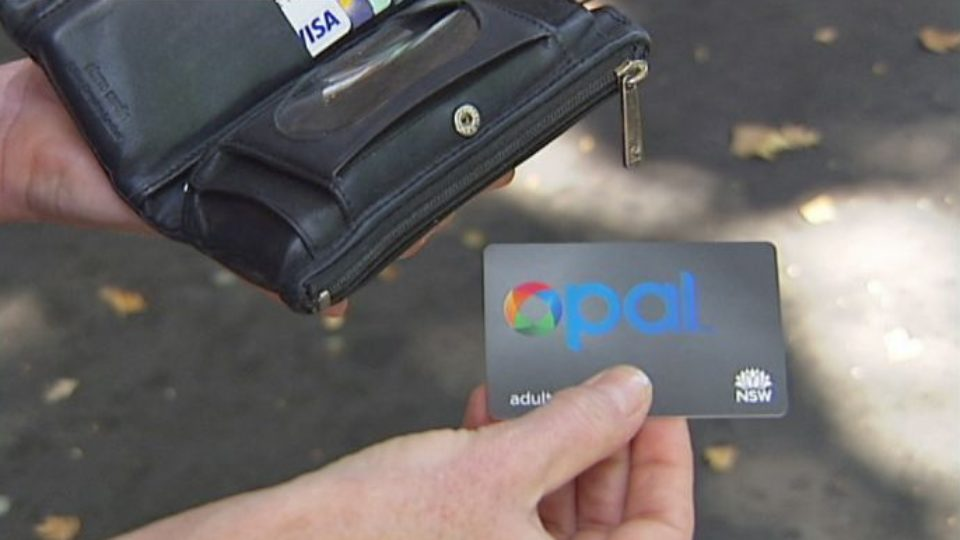 Opal electronic ticketing
