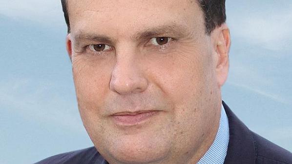 NSW No Land Tax party's leader, Peter Jones.