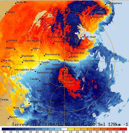 bom radar sydney - photo #50