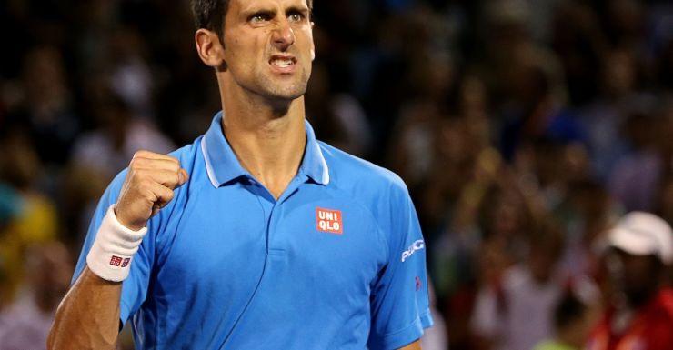 Novak Djokovic Outburst Frightens Ball Boy I The New Daily