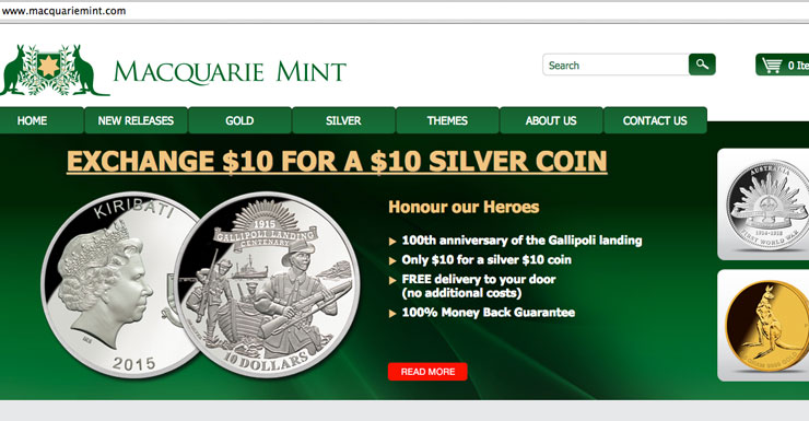 Macquarie Mint
