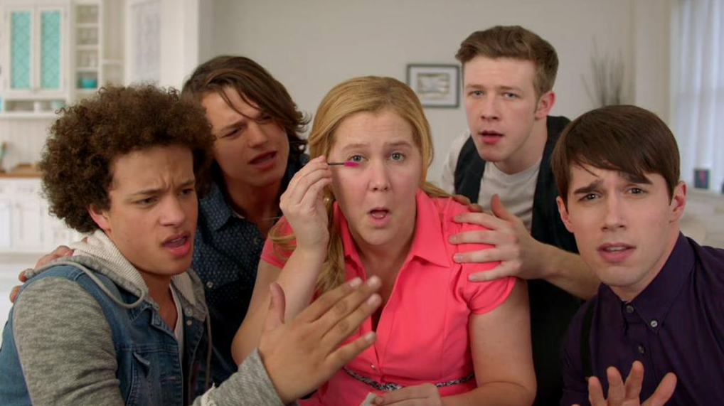 Amy Schumer One Direction