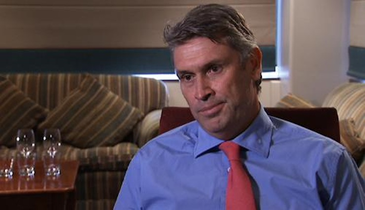 Nine CEO David Gyngell didn't appear enthused about FTA TV offerings on Media Watch.