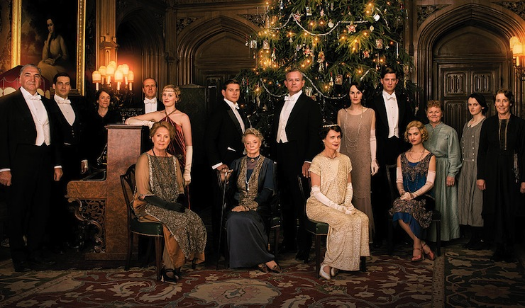 'Downton Abbey' has been bumped to Thursday night.