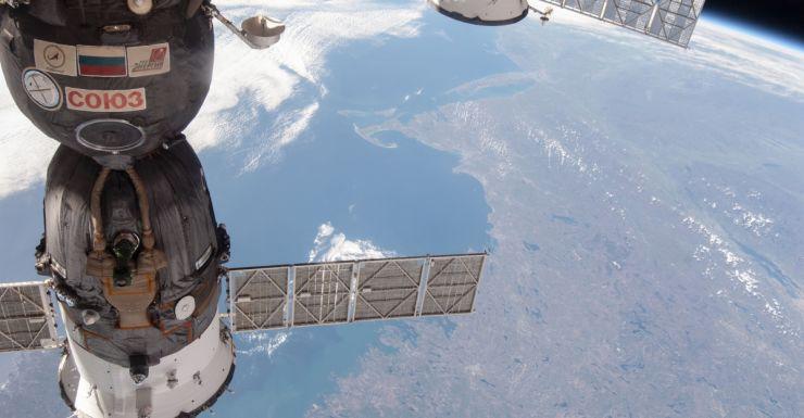 russian-spacecraft. NASA photo