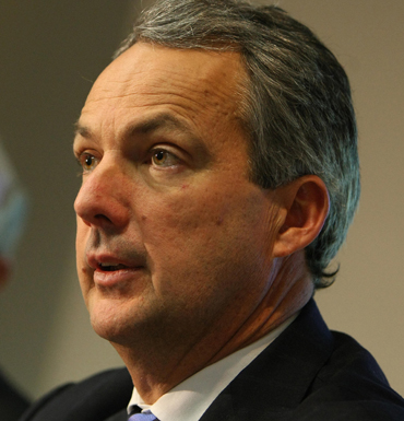 Macquarie Group chief executive Nicholas Moore.