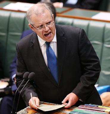 Social Services Minister Scott Morrison is preparing to scrap a 'conscientious objection' provision.